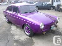 1972 VolksWagen Fast Back Type 3   - This Car has been