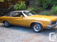 Make Buick Model Century Year 1973 Colour harvest gold