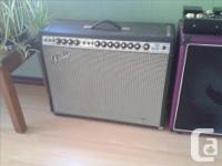 Is this your amp? Below is a 1973 Fender Twin Reverb in