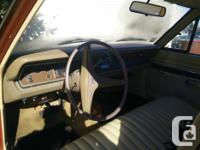 Make Dodge Model Dart Year 1973 Trans Automatic kms