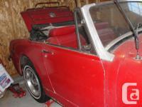 Make MG Year 1973 Colour Red Trans Manual Rare
