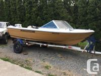 For sale is a well taken care of Bayliner Has bumps and