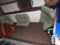 Appraised in 2011 for $10,000 Columbia 1974 26 foot;