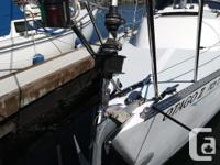 Owner reluctant to sell. This boat has been very well