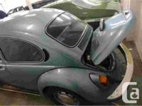 Make Volkswagen Model Beetle Year 1974 Colour Blue kms