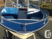 Newly redone transom, floor, sidewalls with epoxy and, used for sale  British Columbia