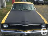 Make Dodge Year 1975 Colour Yellow Trans Automatic kms