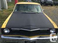 Make Dodge Model Dart Year 1975 Colour YELLOW kms