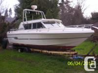 Solid Boat, Marinepower 350 cu. in. 260 H.P. V8 - lots
