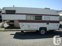 Good condition, well maintained, could use trim