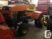 1976, Ariens, 16HP, Hydrostatic, direct drive garden
