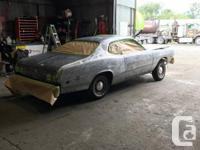 Make Dodge Model Dart Year 1976 Colour White kms 10000