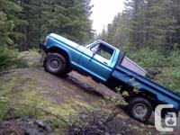 Make. Ford. Model. F-250 Series. Year. 1976. Colour.