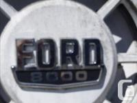 Make Ford Year 1976 Colour White Trans Manual 1976 ford