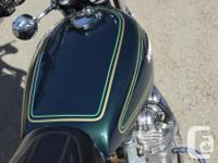 Make Mini 1976 Kawasaki KZ 900 A4 This rare bike is in