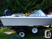 1976 Sangster 15ft (completely rebuilt in 2010) with