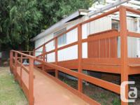 # Bath 1 # Bed 2 Handyman special! Older modular home