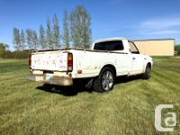Make Toyota Model Hilux Year 1976 Colour White kms