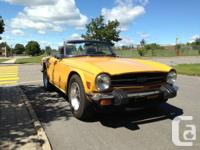 94200 miles Carburated inline 6 engine 4-speed manual
