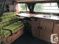 Make Volkswagen Year 1976 Colour Green Trans Automatic