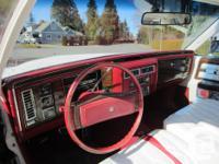 1977 Cadillac coupe deville. 56,000 original miles, for sale  British Columbia