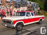 Make Ford Year 1977 Colour Red/White Trans Automatic