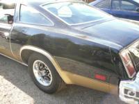 Make Oldsmobile Colour Black Trans Automatic kms 96000