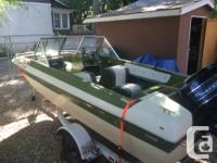 For sale: $3000 obo 1978 Glascon 152 15' open bow,