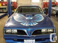 Over $ 35,000 invested. 455 Big Block Pontiac HO 500 +