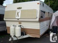 1979 25' Kustom Coach, very well maintained, 2nd owner