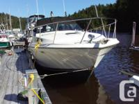 Excellent opportunity to purchase a really fun boat or