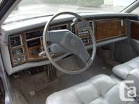 1979 Cadillac Eldorado 2 dr coupe 350cui v-8 efi
