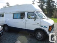 $950 OBO! This van was traded to move our family to