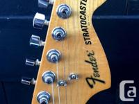Awesome 79 Limited Edition 25th Anniversary strat in