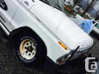 Make Ford Model F-150 Year 1979 Colour white kms 32000