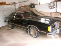 Immaculate, one owner 1979 Ford Thunderbird, 2 door