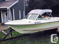 1979 GlassPly - 17' with a Volvo Penta ACQ130D 135hp