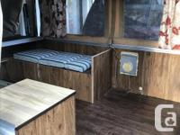 1979 Tent Trailer Nice trailer for camping with the