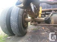 Dana 60 1 Ton rear end from a 1980 1 ton dual wheel