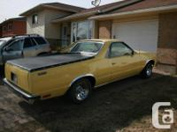 Make Chevrolet Year 1980 Colour Yellow Trans Manual