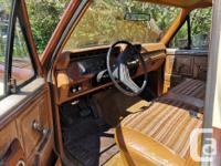 Make Ford Model F-150 Year 1980 Colour 2 Tone Brown