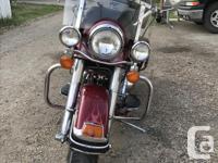 Make Harley Davidson Model Road Glide Year 1980 kms