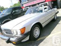 1980 MERCEDES-BENZ 450SL Convertible Price: $2999. , if