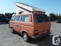 Make Volkswagen Model Vanagon Year 1980 Colour Brown