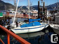 We have a 1980 Yamaha 30 sailboat. 7 sails, including a