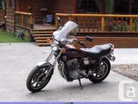 Nice condition Yamaha 850 Special collectors bike.. Has