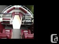 1981 18' Deep V Bowrider with 165 HP Mercury Cruiser
