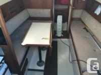 1981 28' Saturna Crown -11hp Kubota Diesel inboard -New