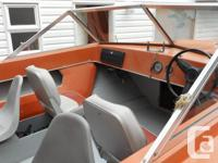 1981 16.5' Double Eagle with 90 HP Johnson Engine on