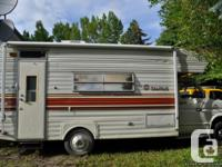 Must sell. 1981, 21' Ford Cutaway Motorhome on a F450